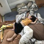子供の寝相が悪いわけとその対策。ウチの子だけじゃなかった